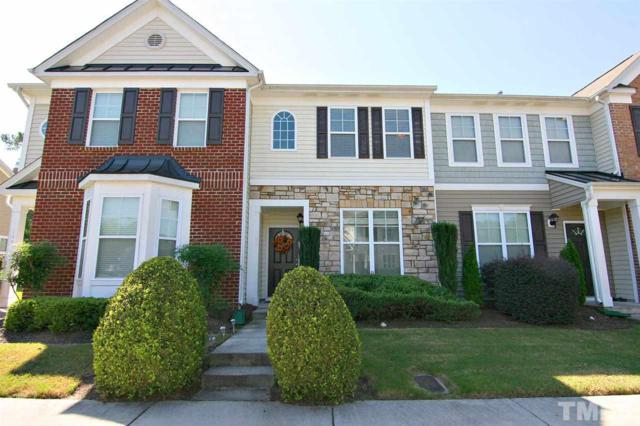 100 Stratford Lakes Drive #166, Durham, NC 27713 (#2218105) :: The Perry Group