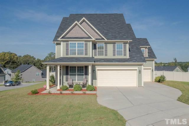 11 Laurenburg Drive, Clayton, NC 27527 (#2218119) :: The Perry Group