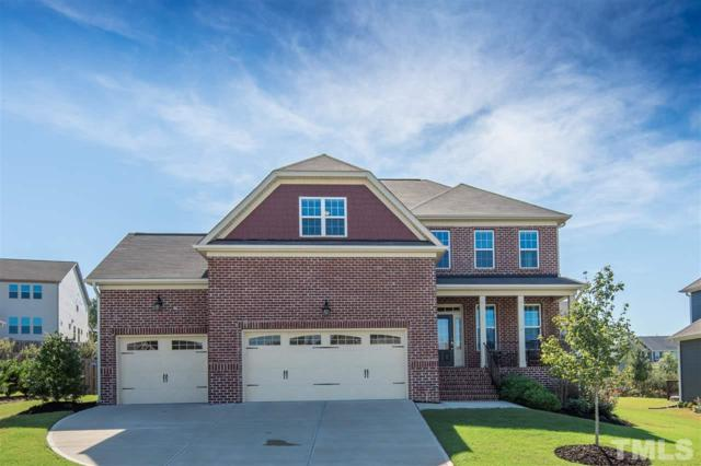 225 Tazwell Hall Lane, Wake Forest, NC 27587 (#2218207) :: M&J Realty Group