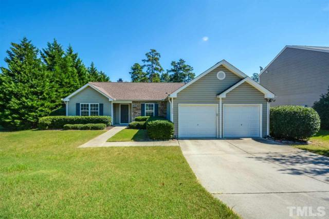 330 Dogwood Creek Place, Fuquay Varina, NC 27526 (#2218233) :: The Perry Group