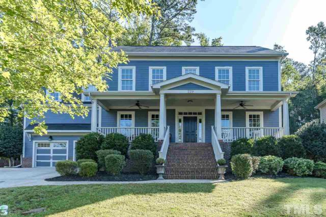 229 Grantwood Drive, Holly Springs, NC 27540 (#2218253) :: The Abshure Realty Group