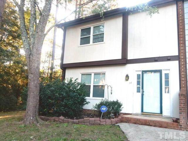 1227 Seaton Road #54, Durham, NC 27713 (#2218267) :: The Results Team, LLC