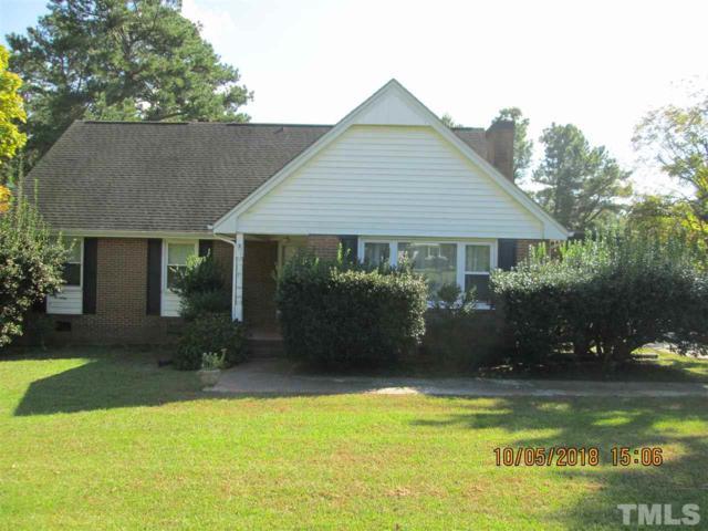 1609 Spring Lane, Sanford, NC 27330 (#2218288) :: RE/MAX Real Estate Service