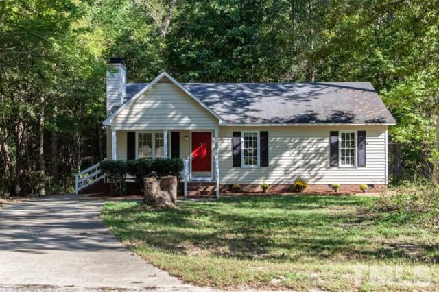 6020 Sandy Run, Knightdale, NC 27545 (#2218340) :: The Perry Group