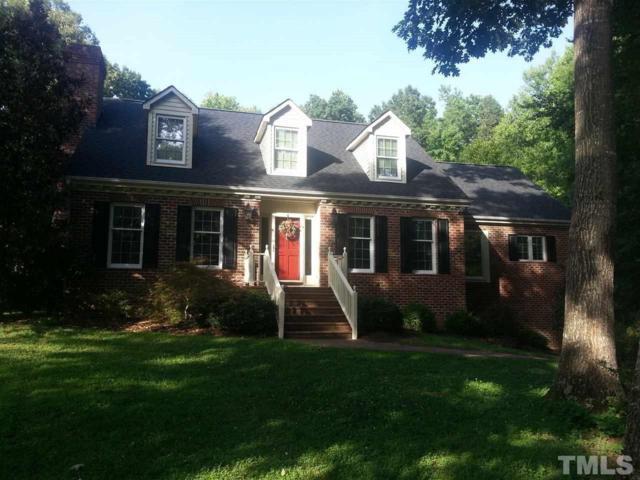 265 Fairway Drive, Roxboro, NC 27574 (#2218349) :: RE/MAX Real Estate Service