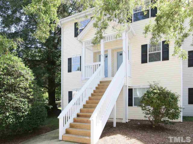 103 Kingsbury Drive #103, Chapel Hill, NC 27514 (#2218355) :: RE/MAX Real Estate Service