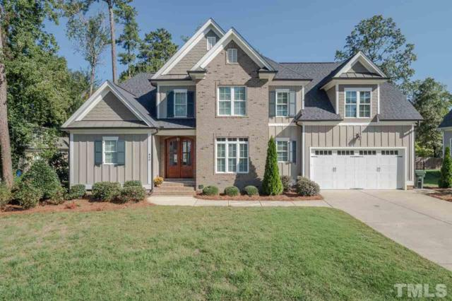 840 Shelley Road, Raleigh, NC 27609 (#2218374) :: The Abshure Realty Group
