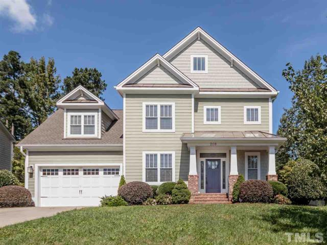 208 Willowbend Lane, Hillsborough, NC 27278 (#2218376) :: The Perry Group