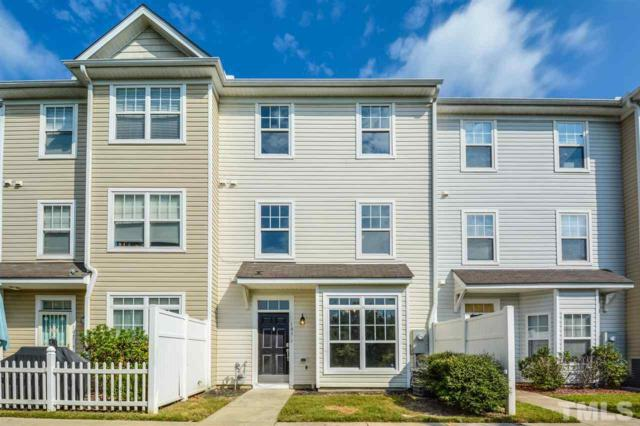 8641 Neuse Club Lane #105, Raleigh, NC 27616 (#2218395) :: RE/MAX Real Estate Service