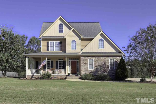 3517 Blue Bonnet Drive, Wake Forest, NC 27587 (#2218437) :: The Perry Group