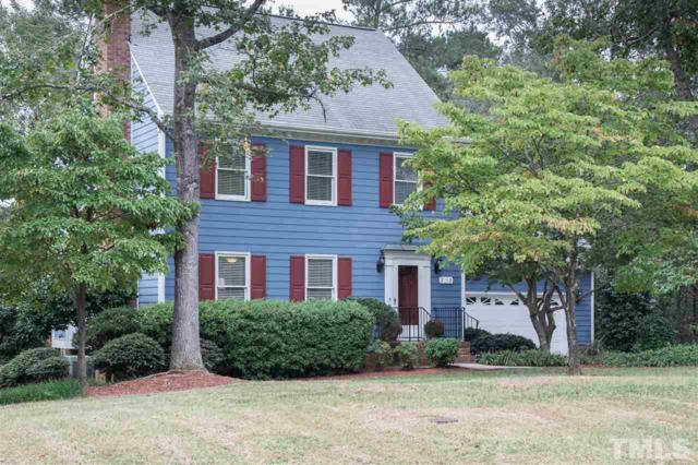 212 Cricket Hollow Run, Clayton, NC 27520 (#2218445) :: The Perry Group