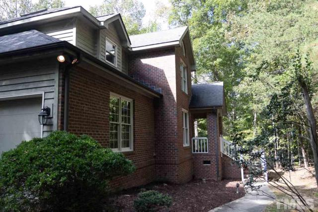 604 Oak Crest Drive, Chapel Hill, NC 27516 (#2218450) :: The Perry Group