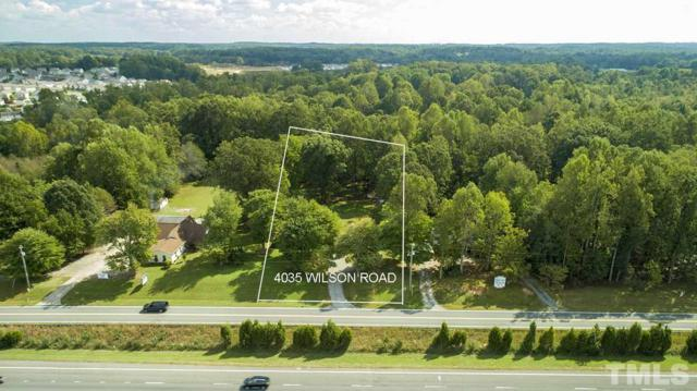 4035 Wilson Road, Mebane, NC  (#2218518) :: Triangle Just Listed