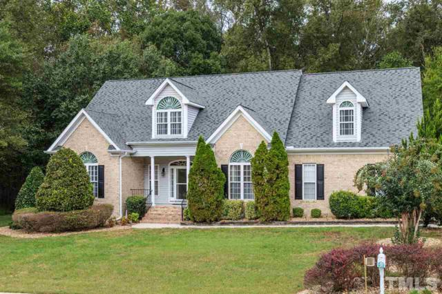124 Wall Creek Drive, Rolesville, NC 27571 (#2218550) :: The Perry Group