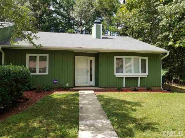 27 Sunflower Court, Durham, NC 27713 (#2218582) :: RE/MAX Real Estate Service
