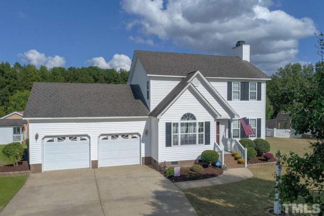 203 Chalmers Drive, Clayton, NC 27520 (#2218585) :: The Perry Group
