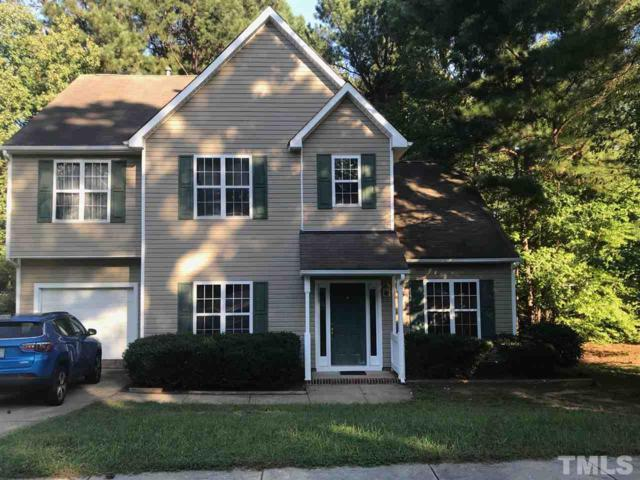 113 Wellspring Drive, Holly Springs, NC 27540 (#2218598) :: M&J Realty Group