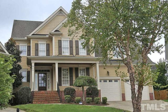 605 Thomaston Hill Court, Cary, NC 27519 (#2218631) :: The Perry Group