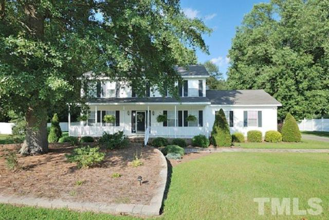 100 Laurel Spring Drive, Nashville, NC 27856 (#2218665) :: The Perry Group