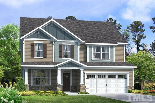 7168 Rex Road Lot 233, Holly Springs, NC 27540 (#2218669) :: Raleigh Cary Realty