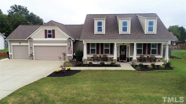63 Telesto Circle, Garner, NC 27529 (#2218695) :: Better Homes & Gardens | Go Realty
