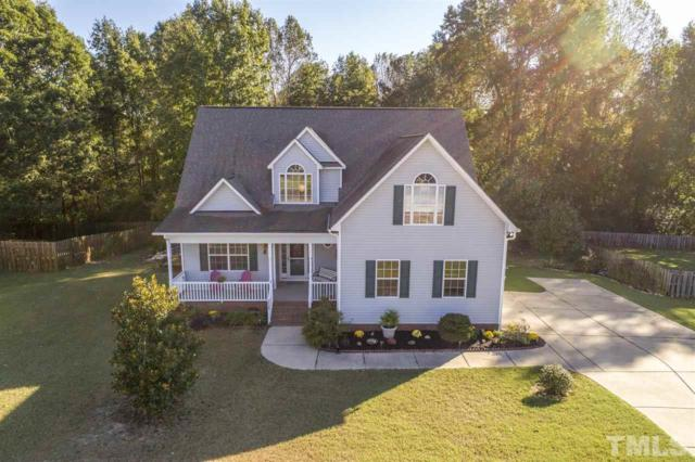 5529 Spence Plantation Lane, Holly Springs, NC 27540 (#2218699) :: The Jim Allen Group