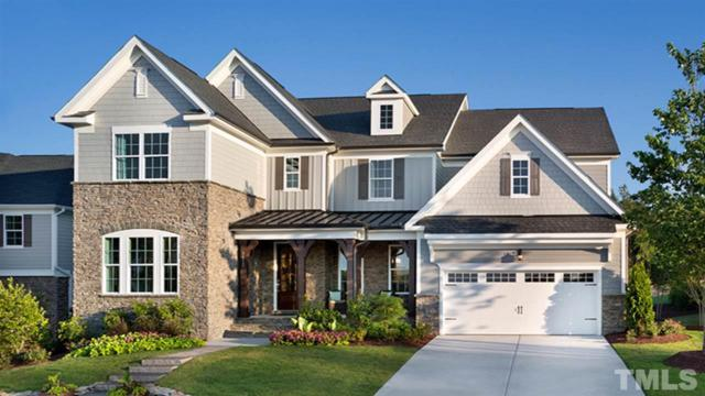 3420 Mountain Hill Drive, Wake Forest, NC 27587 (#2218739) :: The Perry Group