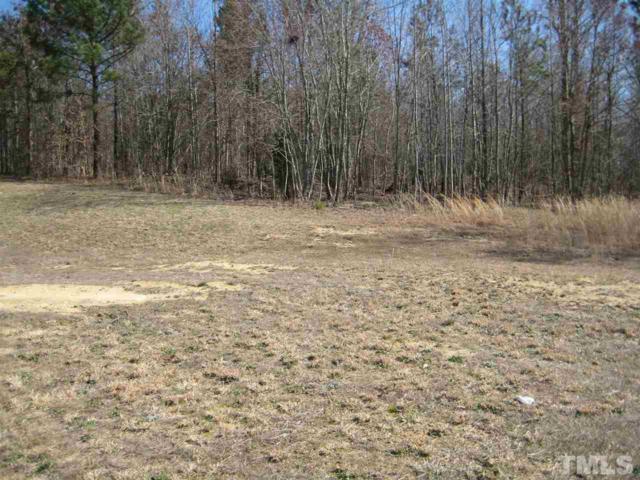 Oakcrest Drive, Franklinton, NC 27525 (#2218815) :: The Jim Allen Group