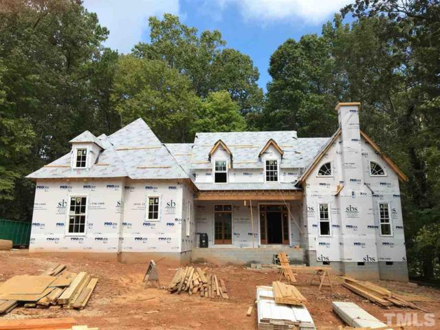 112 Bruce Drive, Cary, NC 27511 (#2218831) :: M&J Realty Group