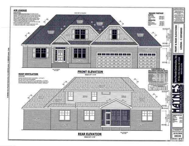 340 Josie Drive, Benson, NC 27504 (#2218845) :: M&J Realty Group
