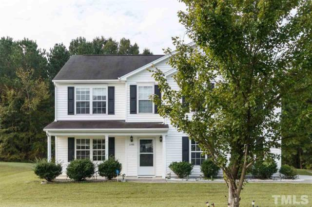 1183 Still Meadow Drive, Creedmoor, NC 27522 (#2218866) :: The Perry Group