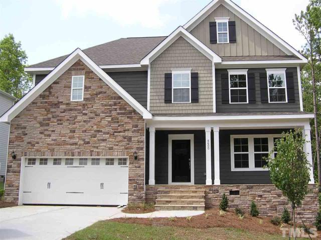8600 Jordan Meadow Drive, Fuquay Varina, NC 27526 (#2218885) :: The Perry Group
