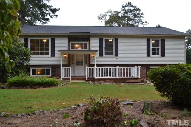 1927 Owls Nest Road, Sanford, NC 27330 (#2218894) :: RE/MAX Real Estate Service