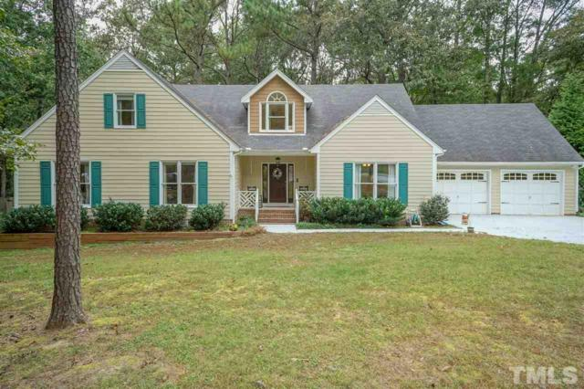 3417 Greenville Loop Road, Wake Forest, NC 27587 (#2219020) :: The Jim Allen Group