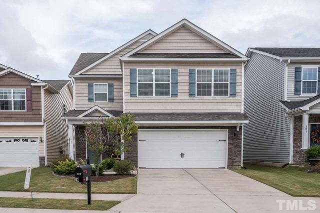 207 Station Drive, Morrisville, NC 27560 (#2219023) :: The Perry Group