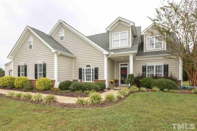 2015 Trefoil Lane, Fuquay Varina, NC 27526 (#2219027) :: The Perry Group