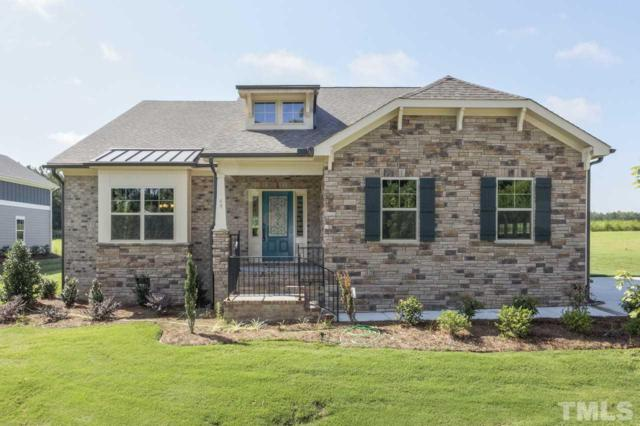 49 W Wellesley Drive, Clayton, NC 27520 (#2219031) :: The Perry Group
