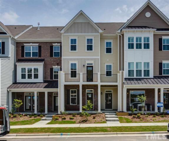 1848 Austin Ridge Parkway #292, Wake Forest, NC 27587 (#2219036) :: M&J Realty Group