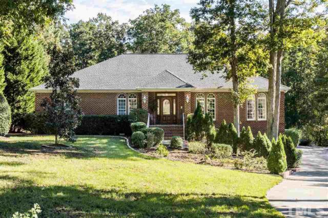 5121 Forest Garden Lane, Raleigh, NC 27606 (#2219047) :: Morgan Womble Group