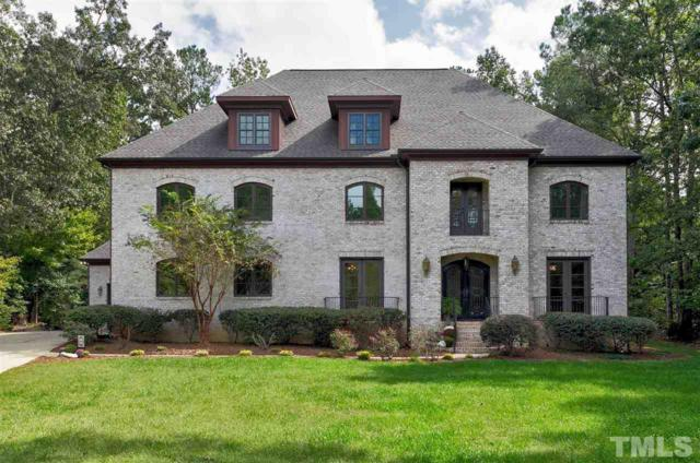 3817 Sparrow Pond Lane, Raleigh, NC 27606 (#2219064) :: The Perry Group