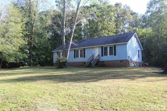 406 Country Routt Brown Road, Pittsboro, NC 27312 (#2219114) :: RE/MAX Real Estate Service