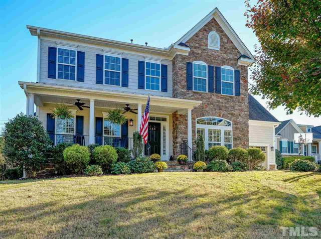 233 Hilliard Forest Drive, Cary, NC 27519 (#2219149) :: The Perry Group