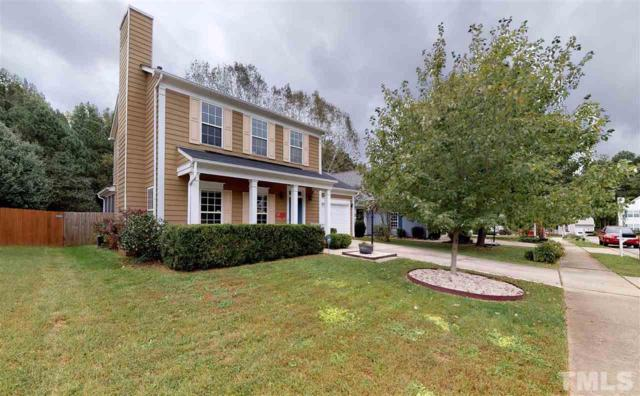 317 Stone Hedge Court, Holly Springs, NC 27540 (#2219193) :: The Perry Group