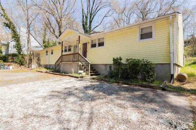 441 Old Pittsboro Road C, Carrboro, NC 27510 (#2219215) :: Spotlight Realty