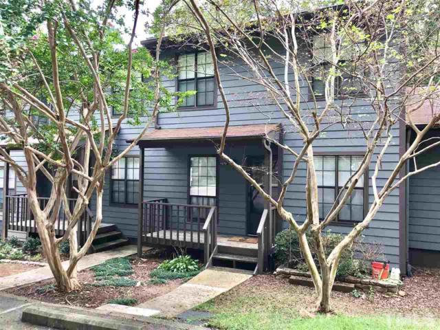 4279 The Oaks Drive #4279, Raleigh, NC 27606 (#2219228) :: Spotlight Realty