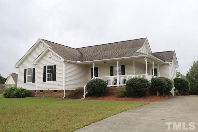 20 Linnett Court, Youngsville, NC 27596 (#2219251) :: Morgan Womble Group