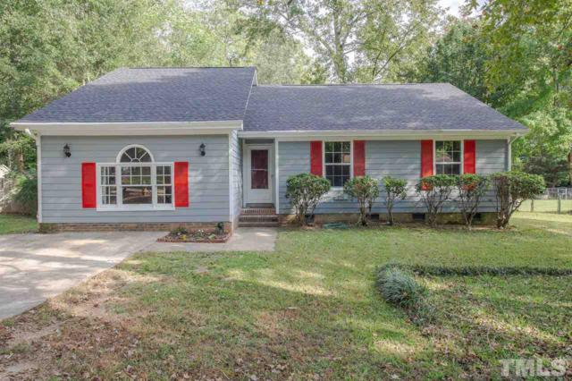 1013 Buckhorn Road, Garner, NC 27529 (#2219253) :: The Perry Group
