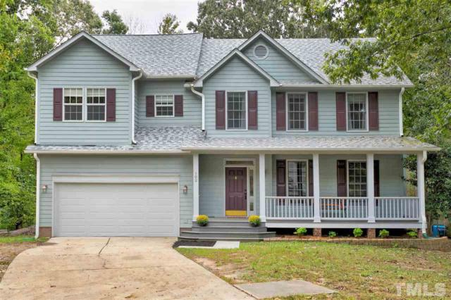 102 Carbon Hill Court, Cary, NC 27519 (#2219260) :: The Jim Allen Group