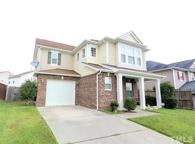3645 Brittlebank Drive, Raleigh, NC 27610 (#2219269) :: The Jim Allen Group