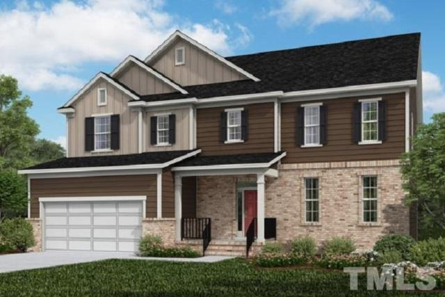 3713 Tammy Court, Apex, NC 27523 (#2219274) :: The Abshure Realty Group